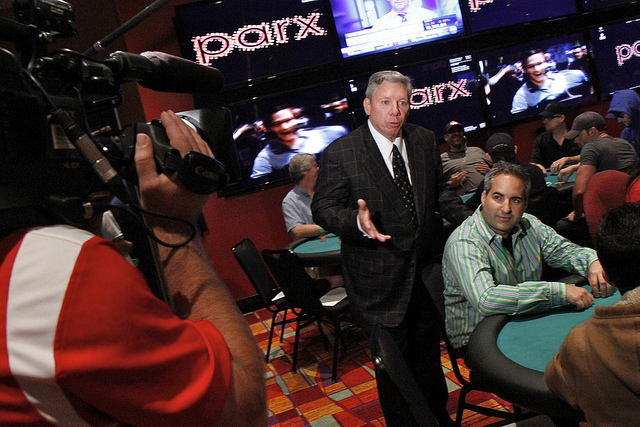 Parx Casino Pennsylvania poker rooms.