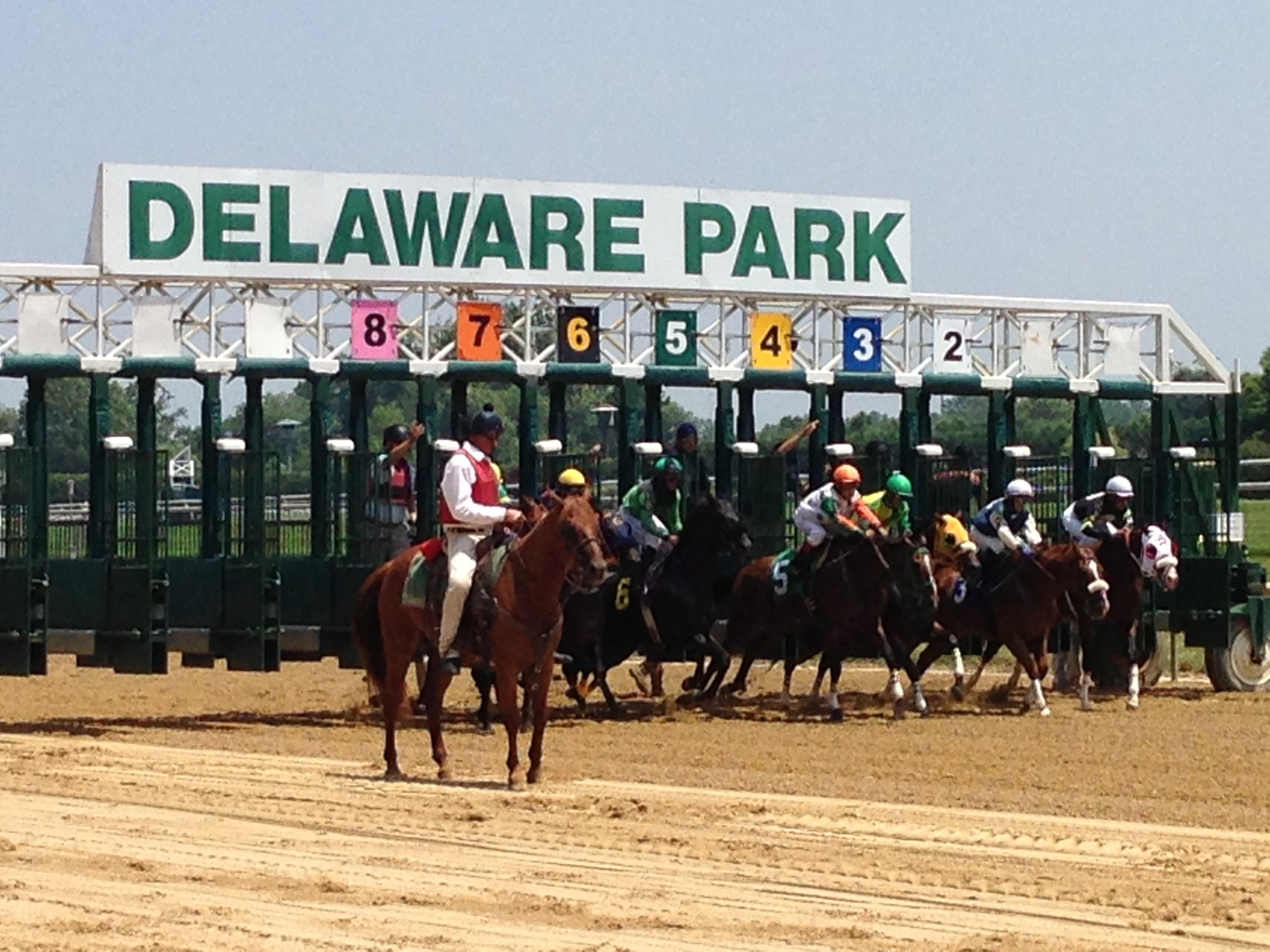 Delaware online gambling has strong August