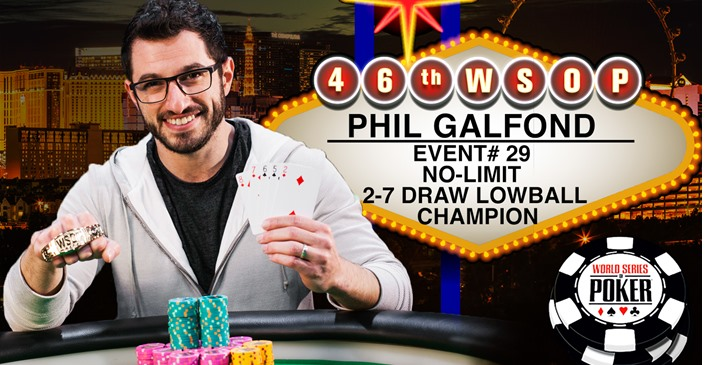 Phil Galfond new online poker site goal
