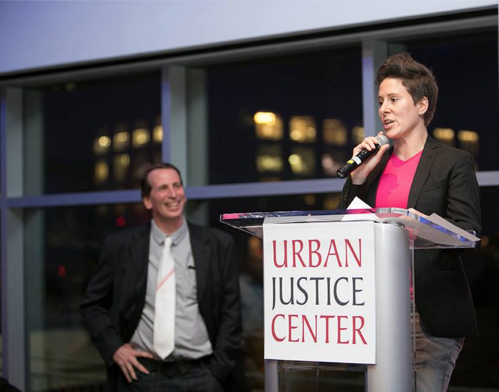 vanessa-selbst-addresses-crowd-at-justice-is-blinds-2015