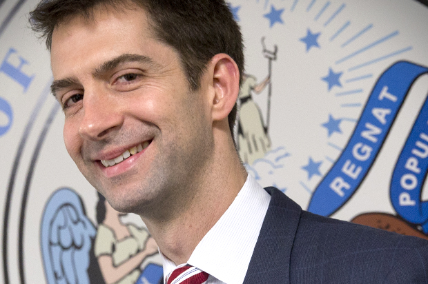 Senator Tom Cotton Introduces anti-online poker bill