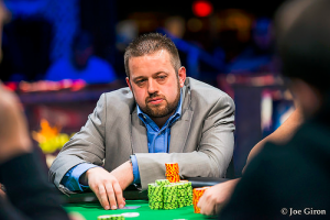 Kenny Hallaert WSOP November Nine