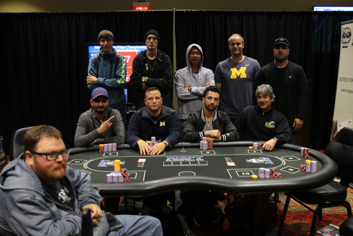 Michigan poker tournaments