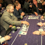Mel Gibson and a host of Hollywood stars join the WPT for a night of charity poker. (Image: Mending Kids/ WPT/