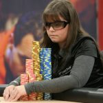 Annette Obrestad was the youngest bracelet winner (18) when she won the WSOP Europe Main Event in 2007.  (Image:  macpokeronline.com)