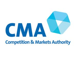CMA investigations UK gambling sites.