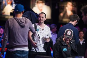 Will Kassouf ESPN WSOP Main Event