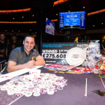 Hakim Zoufri Takes Down 2016 Master Classics of Poker Main Event for $294,661