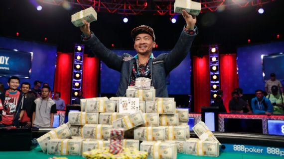 39 year old qui nguyen wins wsop main event 2016 vayo. Black Bedroom Furniture Sets. Home Design Ideas