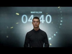 Cristiano Ronaldo Beat the Clock PokerStars.