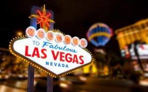 Vegas number one Thanksgiving destination.
