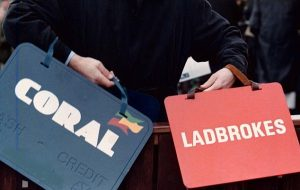 GVC Ladbrokes Coral deal ends.