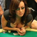 Jennifer Tilly is 2nd in chips after Day Two at WPT Bellagio Five Diamond Poker Classic. (Image: post-gazette.com)