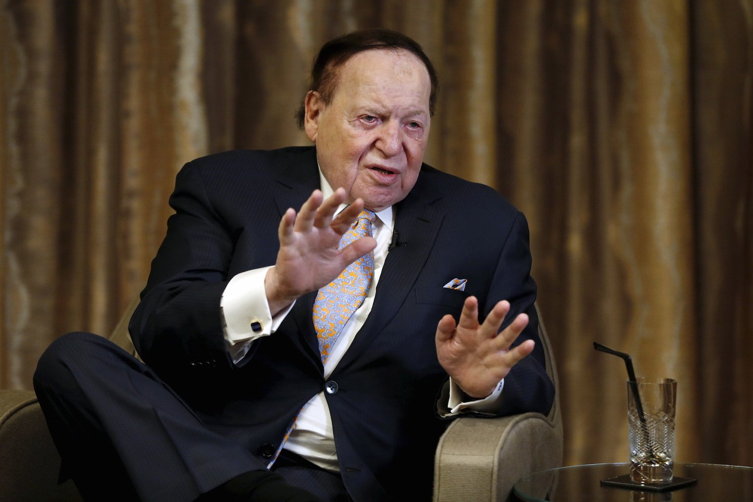 Sheldon Adelson Oakland Raiders
