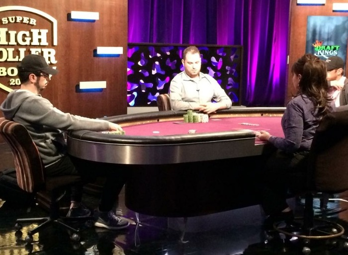 Super High Roller Bowl at Aria Back in 2017, Begins May 28th