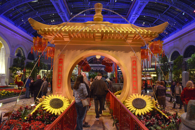 Chinese New Year 2017 in Las Vegas Is Critical Tourist Draw, Casinos Compete for Asian Gamblers