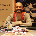 Wisconsin's own Craig Trost won the largest poker tournament in the state's history without making a deal, and took home $63,252 for his efforts. (Image: MSPT)