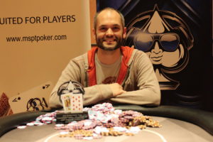 MSPT Season 8 First Event Winner Is Craig Trost, in Largest Wisconsin Tournament Field in History