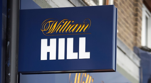 William Hill out of Czech Republic