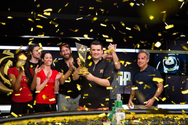 Christian Harder wins PokerStars Championship Bahamas