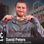 David Peters was the 2016 Global Poker Index Player of the Year, but a new scoring system could make it harder for the high rollers to dominate the standings. (Image: wsop.com)