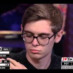 Fedor Holz is back, competing in the $100,000 Challenge at the 2017 Aussie Millions. (Image: YouTube)