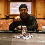 Alex Aqel Wins Second Major Title in Four Months at Milwaukee's Potawatomi Casino