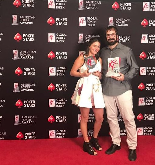 Jason Mercier Scoops Two at American Poker Awards, David Peters Honored as GPI Player of the Year