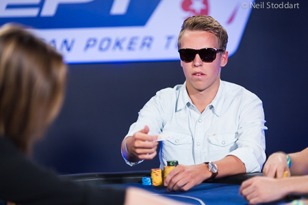 Simon Mattsson Swedish poker awards