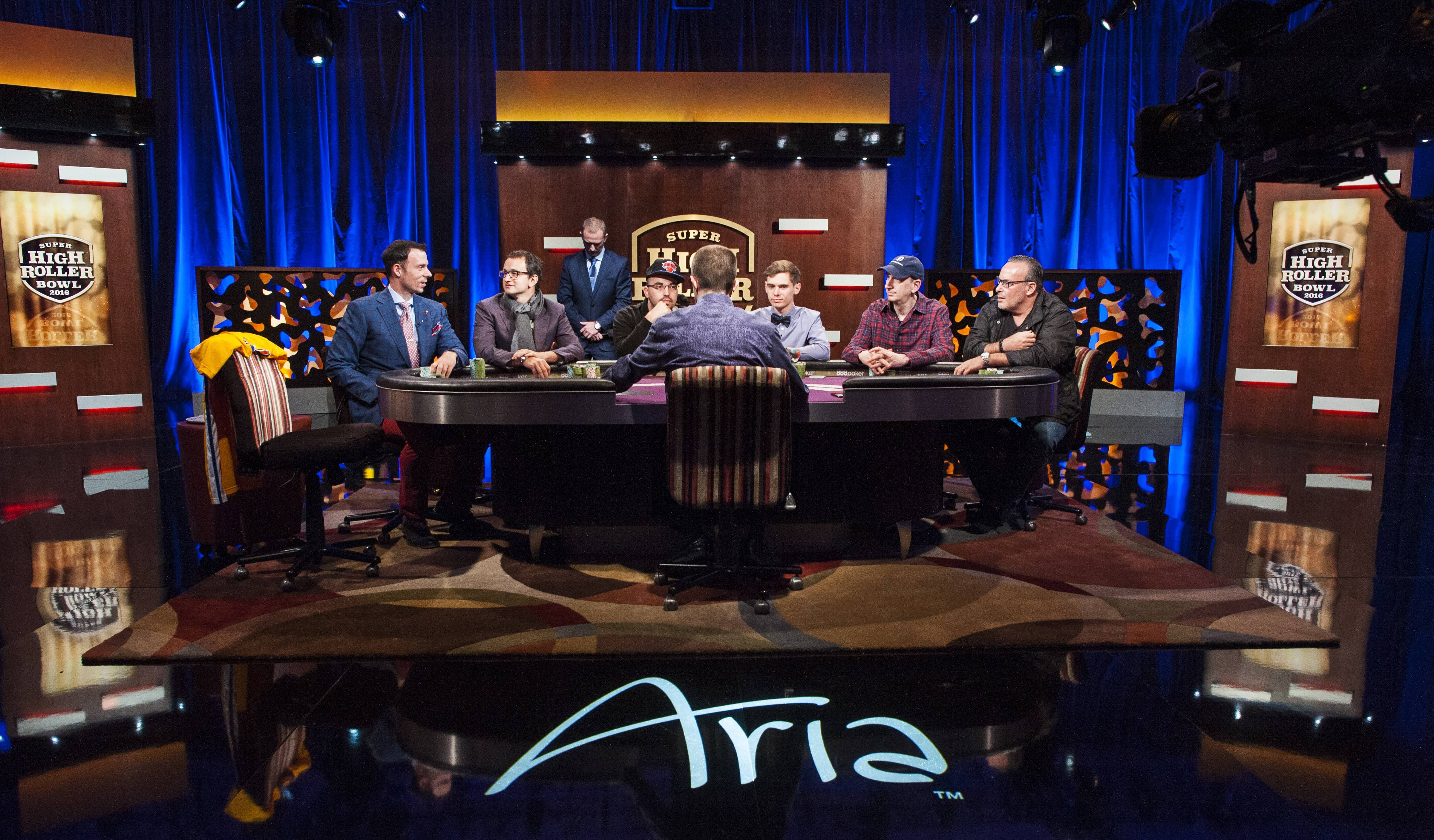Overwhelming Interest in 2017 Super High Roller Bowl Inspires Field Expansion