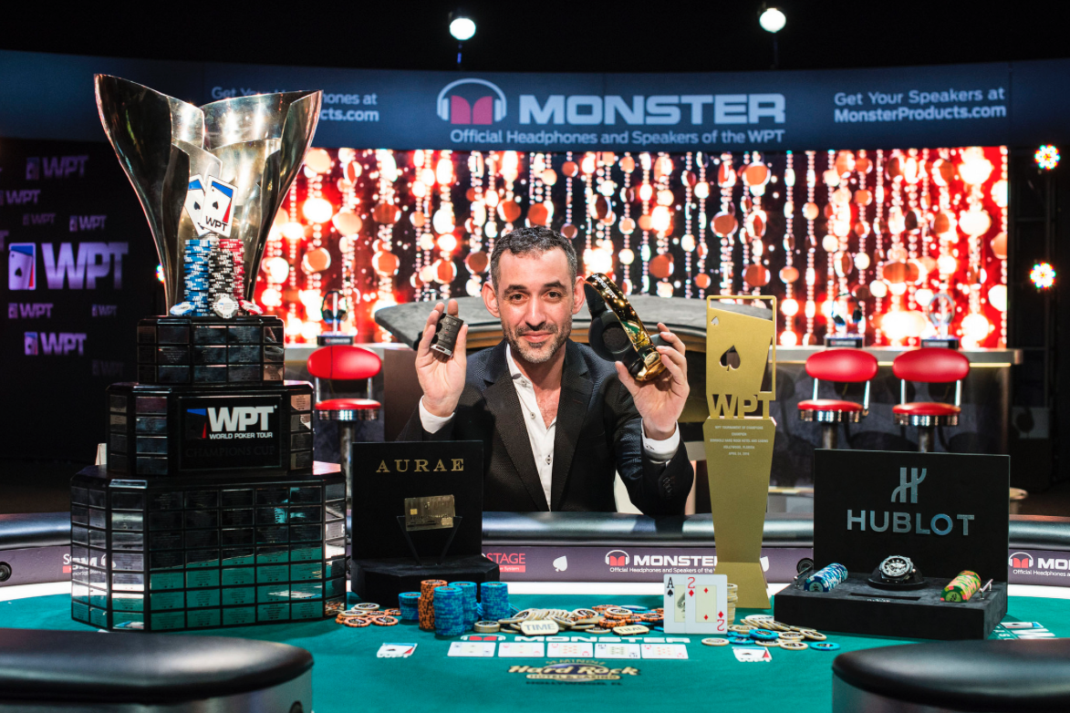 Florida's Seminole Hard Rock Casino to Host Marquee WPT Events
