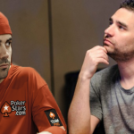 "Jason Mercier (left) accused Brandon Cantu (right) of being a ""deadbeat"" who hasn't paid him a penny of a loan he gave him 3.5 years ago. (Image: assopoker.com)"
