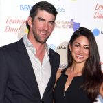 Wife Laps Michael Phelps in Charity Poker Tournament