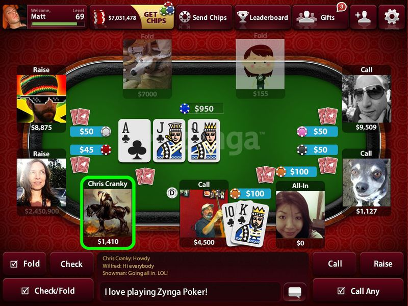 Zynga Poker's 2016 Performance Jump Signals Robust Casual Market