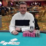 Poker villain Abraham Korotki, who once won a ladies event at Borgata, topped a field of 341 to win the WSOP Circuit Harrah's Atlantic City Main Event. (Image: WSOP)