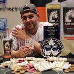 Jason Ramos Wins Mid-States Poker Tour's Historic 100th Main Event for $108,120
