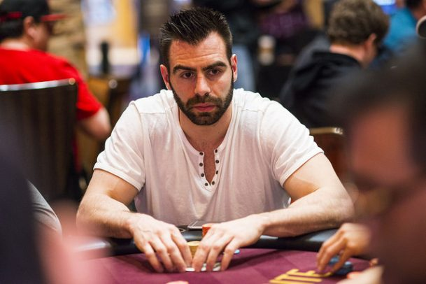 Wpt Rolling Thunder Roars Into Final Table Mike Del