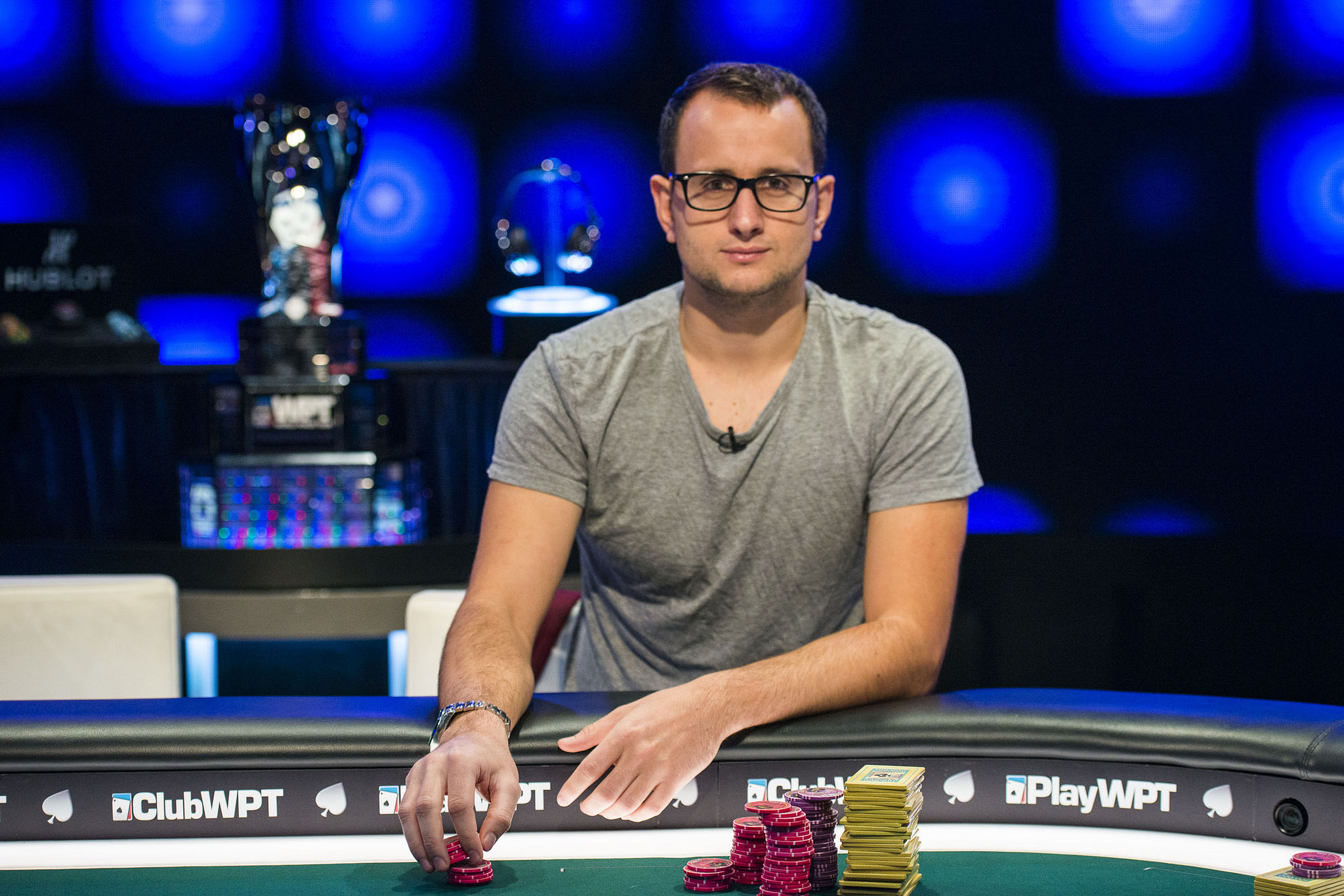 Rainer Kempe Becomes World Poker Tour Season XV California Swing Champ