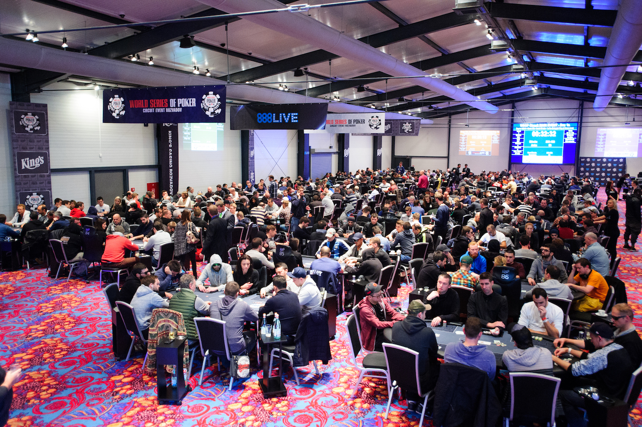 Wsope Heads To Eu S Largest Cardroom In Czech Republic