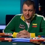 Tony G, a Lithuanian politician, was banned from entering Russia, apparently for trolling. (Image: pokerq4.com)