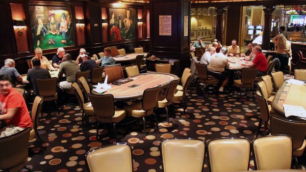Las Vegas Poker Scene Experiencing A Decline In Available