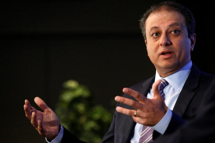 Black Friday Prosecutor Preet Bharara Ousted as US Attorney, Defies Call to Resign