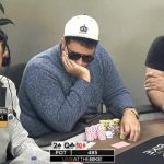Hashtag King, aka Salomon Ponte (seen here at a Live at the Bike segment) wants to play Doug Polk for $1 million, but won't agree on a time or date. (Image: liveatthebike.com)