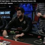 "Salomon Ponte, the ""Hashtag King,"" made a memorable debut on Poker Night in America last weekend, but now some high-profile players are remembering him as less-than-refined. (Image: YouTube)"