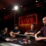 Maria Lampropulos (far left) ran off with the latest partypoker LIVE event for an historic win, beating out CardsChat forum member Jeremy Pantin(to her right) in the process. (Image: pokernews.com)