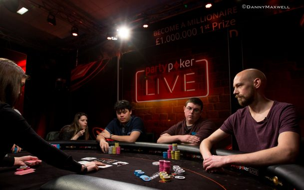 Partypoker Millions Dusk to Dawn tournament