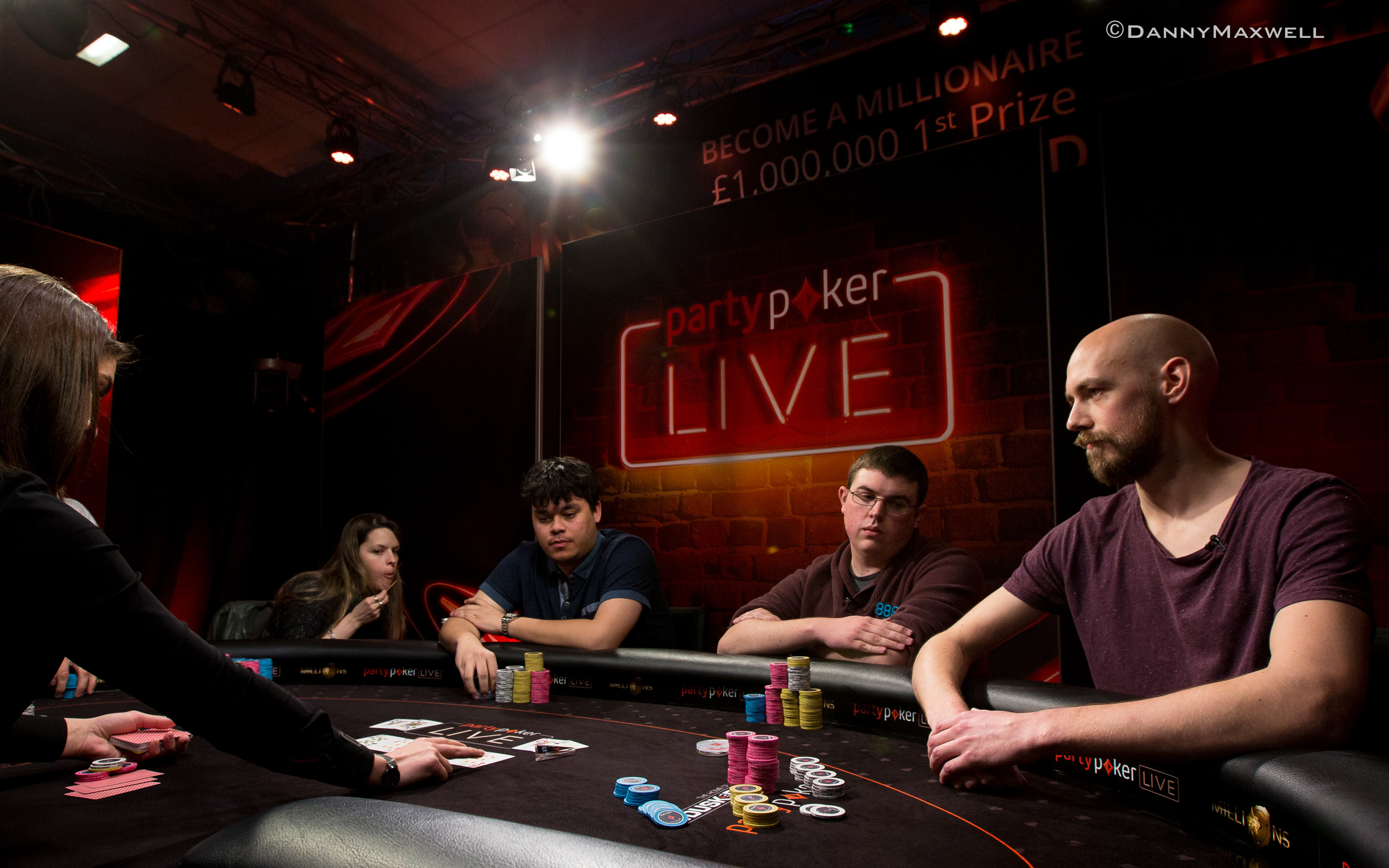 Maria Lampropulos Scoops Partypoker LIVE Millions for Historic Win, CardsChat Forum Member Jeremy Pantin Takes Third