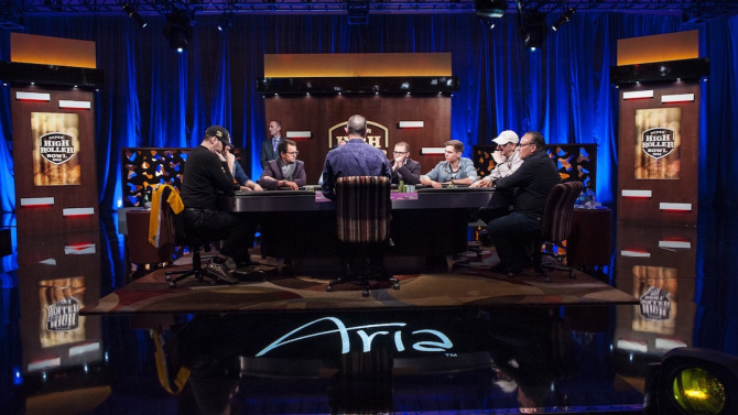 2016 Super High Roller Bowl