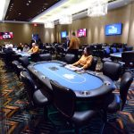 The Rivers Casino in Schenectady, New York will be holding daily Texas Hold'em Tournaments at slower hours in the resort's 15-table poker room. (Image: Daily Gazette)