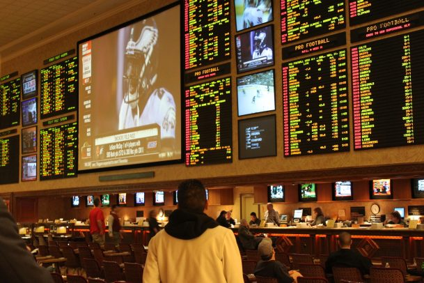NFL, NHL gambling